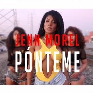 Jenn MOREL - Ponteme (Silver Age rmx)