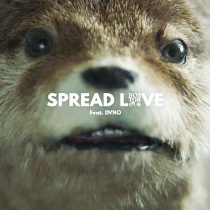 BOSTON BUN - Spread Love (Paddington)