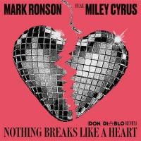 Mark RONSON - Nothing Breaks Like A Heart (Don Diablo rmx)