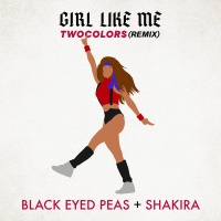 The BLACK EYED PEAS - Girl Like Me