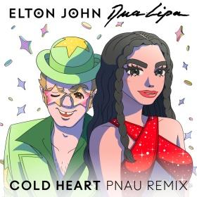 Elton JOHN - Cold Heart (PNAU rmx)